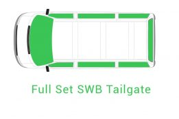 Full Set SWB Tailgate