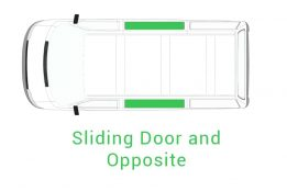 Sliding Door and Opposite