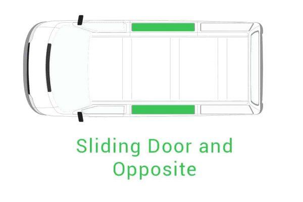 Sliding Door and Opposite
