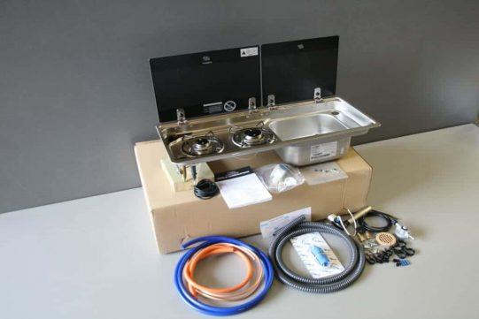 9722 RH Standard Installation Kit 3