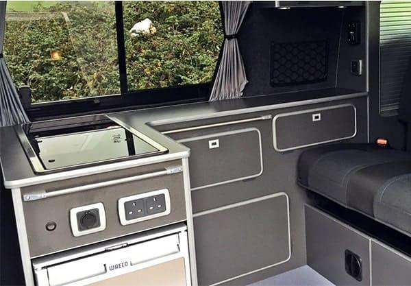 Renault Trafic Slimline Campervan Conversion Furniture