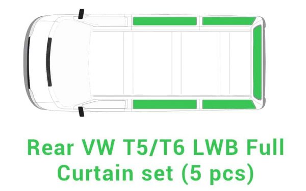 Full Set LWB Tailgate