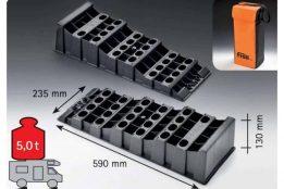 Levelling blocks