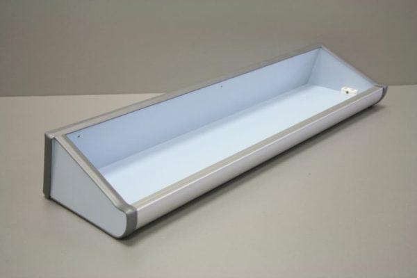 Light Blue shelf