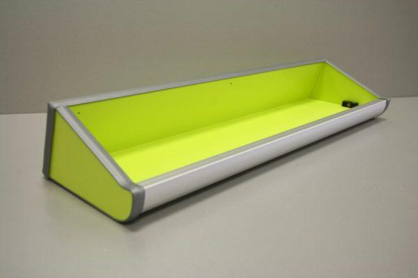Lime Green shelf