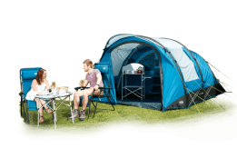 Portland 4 berth tent