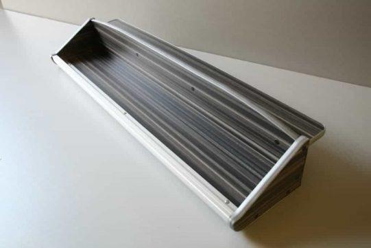 Stripewood rear