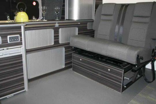 Underseat Panel 1