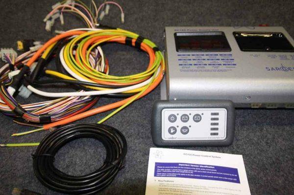 Sargent Ec155 Kit With Ec50 Interface Campervan Power