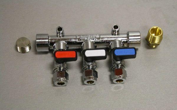 triple isolator