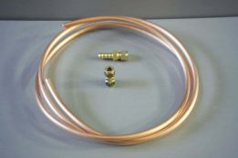 Gas Pipe Kit