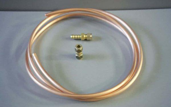 Gas Pipe Kit