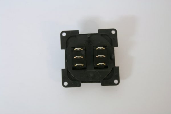 Light Switch Double 2
