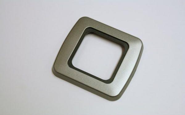 Single Flatline Silver