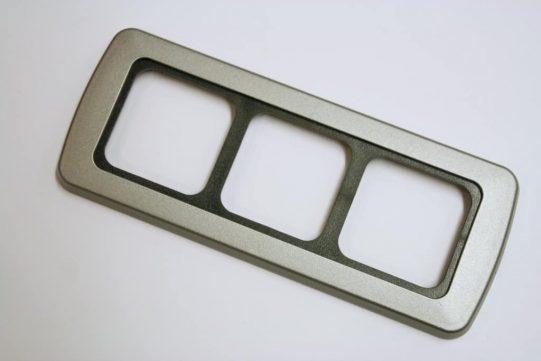 Triple Flatline Silver