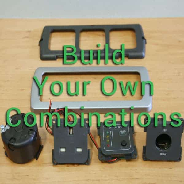Build Your Own Combinations