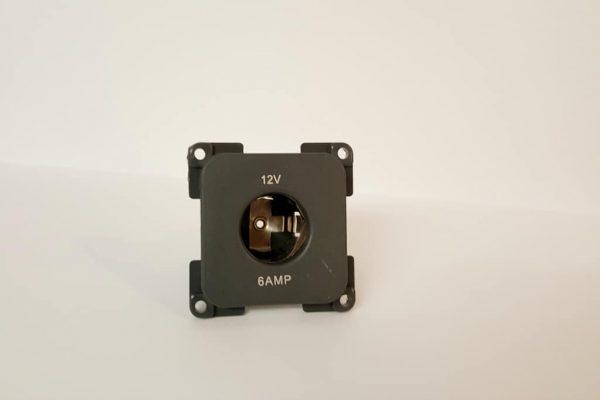 updated 12v socket