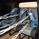 RIB Seat Anchorage Kit 1