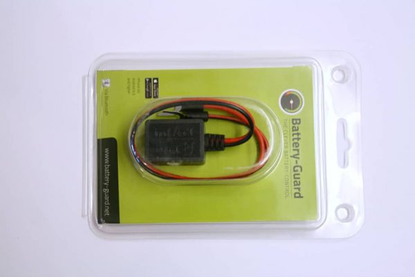 battery guard in packaging