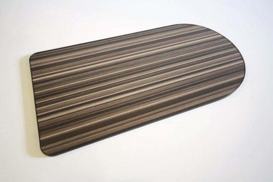 stripewood top