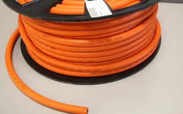 orange pipe
