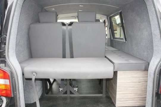 Campervan Pod and Seat 10