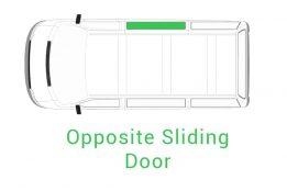 Opposite Sliding Door