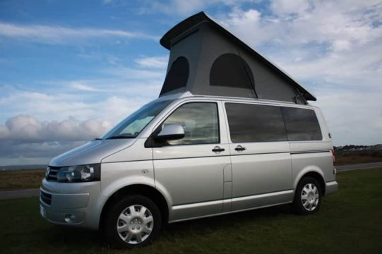 VW T5 SCA Elevating Roof 2