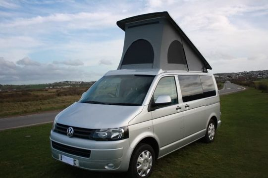 VW T5 SCA Elevating Roof 3