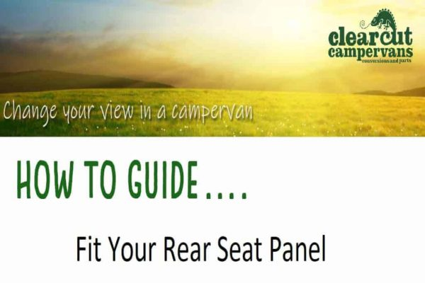 Fit Rear Seat Panel