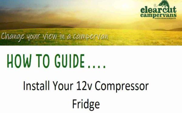 Install 12v Fridge