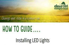 Installing LED Lights