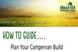 Plan your Campervan Build