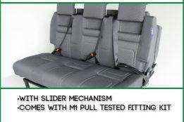 RIB Altair 130cm With Seat Slider