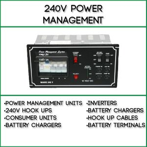 240V Power Management