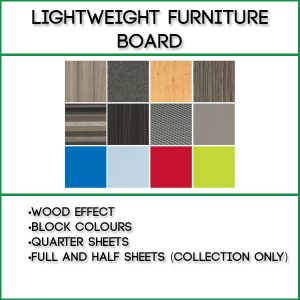 Light Weight Furniture Board