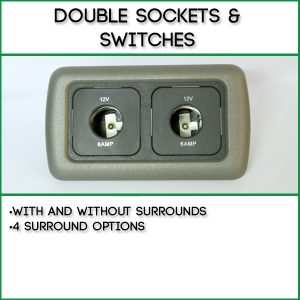 Double Sockets / Switches