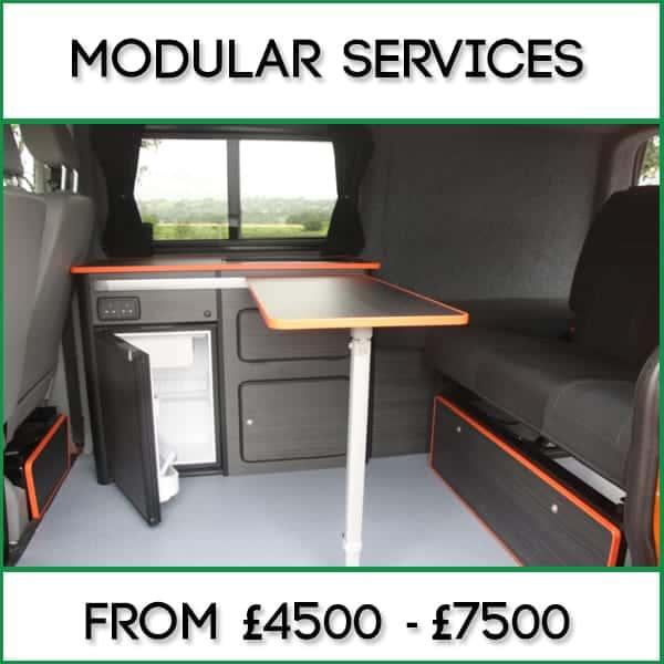 Modular Services