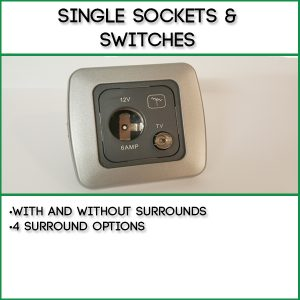 Single Sockets / Switches