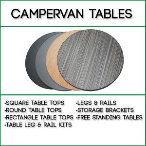Campervan Tables