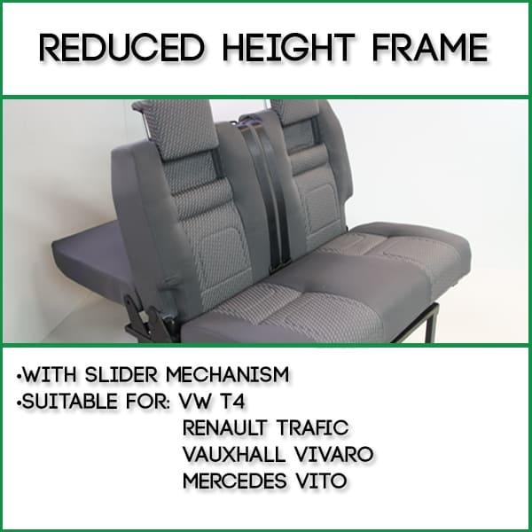 RIB Altair 112cm Reduced Height Frame