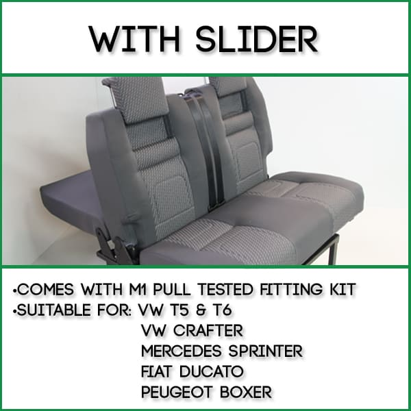 RIB Altair 112cm With Seat Slider