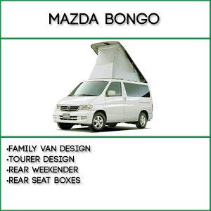Mazda Bongo Campervan Conversions