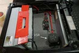 Install your Leisure Battery 6 1