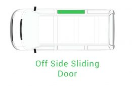 Offside Sliding Door