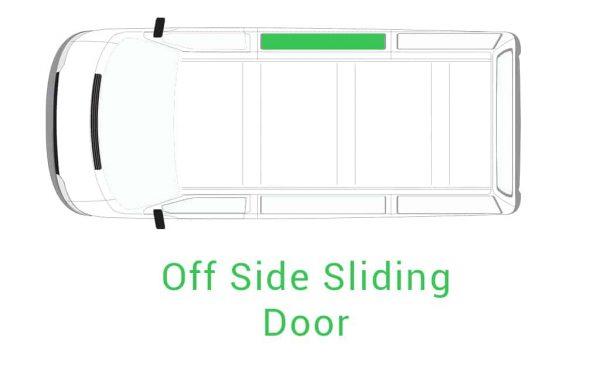Offside Sliding Door