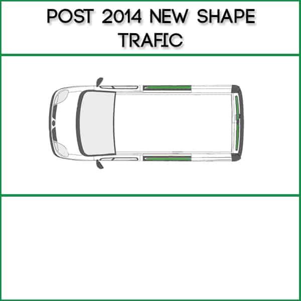 Post 2014 New Shape Trafic