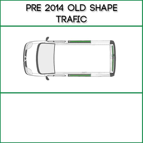 Pre 2014 Old Shape Trafic