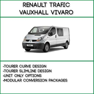 Renault Trafic / Vauxhall Vivaro Campervan Conversions