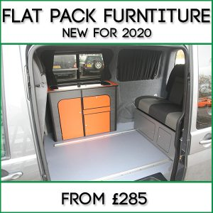 Flat Pack Furniture Designs - New for 2020